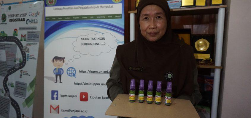 Hand Sanitizer Produk dari Fk Sains dan Informatika