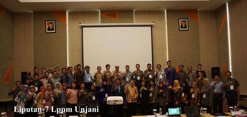 Ristekdikti Gandeng Lppm Unjani Launching Rama Repository dan Anjani