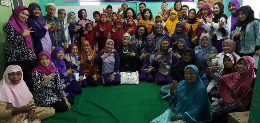 """Ibu Peri Unjani Kerjasama Dengan Lppm Unjani """"Peningkatan Kualitas Manajemen Yayasan Amal Baiturrahman"""""""