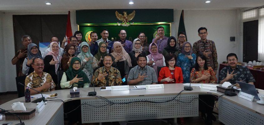 Rektor Unjani Dukung Coaching & Bedah Propsal Penelitian dan Pengmas Edisi XXI