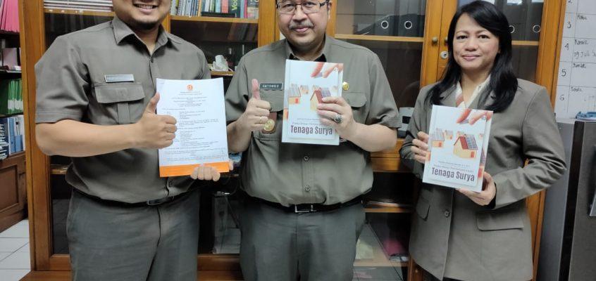 Lppm Unjani Dukung Dosen Untuk Terus Berkarya- Praktis Belajar Pembangkit Listrik Tenaga Surya